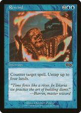 Magic MTG Tradingcard Urza's Saga 1998 Rewind 93/350