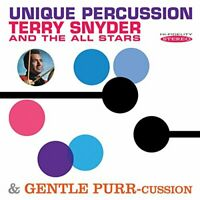 Terry Snyder and The All Stars - Unique Percussion / Gentle Purr-Cussion [CD]