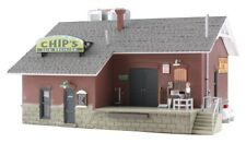 Woodland Scenics BR4927, N Scale, Built & Ready, Chip's Ice House
