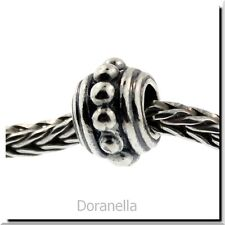 Authentic Trollbeads Sterling Silver 11306 Harmony :0