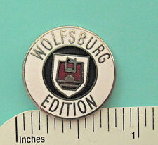 VW Volkswagen Wolfsburg edition - hat pin , lapel pin , tie tac GIFT BOXED  Q