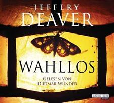 Horror Hörbücher mit Audio-CD