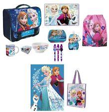 Disney Eiskönigin Frozen Schultasche Schulranzen SET 10-TEILIG