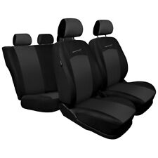S - Universal Fundas de asientos compatible con RENAULT MEGANE 1 2 3 4 III IV