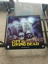 City of the Living Dead - Limited Edition Laserdisc