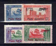 TUNISIE  Poste Aérienne n° 3/6 neuf avec charnière  MH