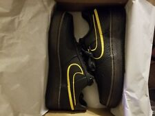 Nike Air Force 1 Low Premium iD Kobe Black Mamba Retirement 8 24 Size 9 NIB