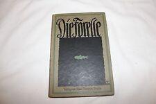 SCHUBART,DIE FORELLE-2. AUFLAGE VON 1919
