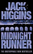Midnight Runner by Jack Higgins (Paperback) New Book