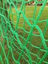 Garden exterior  heavyweight green netting 180cm x 340cm
