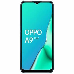 "OPPO A9 2020 Green 8GB RAM 128GB 48+8+2+2MP Camera Dual Sim 6.5""Googleplay Phone"