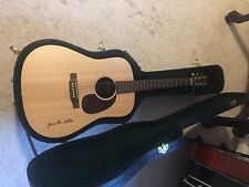 Martin Custom 6 string Acoustic Guitar with Case