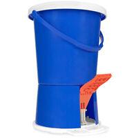 BCP Portable Pedal Powered Washing Machine & Dryer w/ Spin Basket