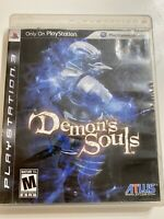 Demon's Souls - Case, Artwork and Manual ONLY (Sony PlayStation 3, 2009)