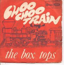 "45 TOURS / 7"" SINGLE--THE BOX TOPS--CHOO CHOO TRAIN / FIELDS OF CLOVER"
