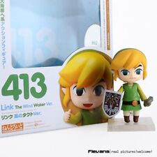 The Legend of Zelda Nendoroid 413 Link (The Wind Waker) PVC Action Figure In Box