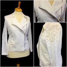 Cappotti e giacche da donna floreale in lino