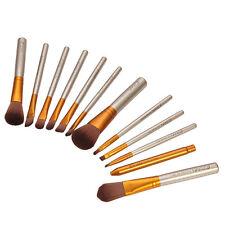 New 12pcs Makeup Cosmetic Brushes Set Powder Foundation Eyeshadow Lip Brush Tool