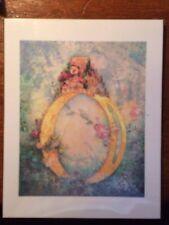 Jerusalem Wedding Ring Art Print/Poster by Chassidic Artist Michoel Muchnik