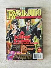 Raijin Comics Issue 21-25