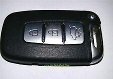Hyundai Smartkey Schlüssel Gehäuse 3-Tasten i20 ix35 Santa Fe Sonata Smart key
