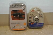 Belkin Easy Transfer Cable for Windows Vista - USB and Digital Picture Keychain