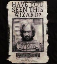 HARRY POTTER: HAVE YOU SEEN THIS WIZARD T-SHIRT - Size XL - NEW w/Tags!