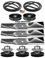 """Scotts S2554 Lawn Tractor 54"""" Lawn Mower Deck Parts Rebuild Kit - FREE SHIPPING"""