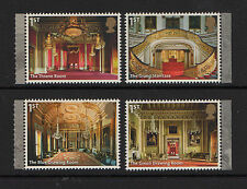 2014  SG 3597/3600 4 x 1st 'State Rooms' (Gummed) ex Buckingham Palace PSB  DY10