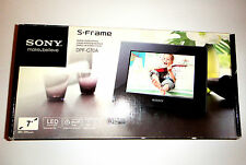 "Sony DPF-C70A 7"" Digital Picture Photo S-Frame Mint Condition"