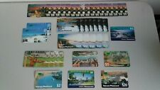 42 Telecom Phonecard Mixed State Collection Telstra