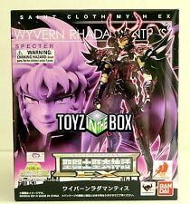 """In STOCK Saint Seiya Myth Cloth EX """"Wyvern Rhadamanthys"""" Action Figure Bandai"""