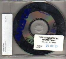 (BX31) Worlds Apart, Beggin To Be Written - 1994 DJ CD