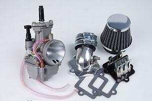 Power intake 24mm PWK Carburetor for APEX SMC Polaris 90cc 2T ATV quads Taiwan