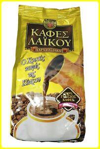 Laikou GOLD Traditional Cyprus Greek Ground Coffee Freshly Roasted - 1 x 200g