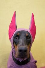 Doberman Winter Hat, Warmer, Dog Hat, Dog Clothing, Unisex and All size (CUSTOM)