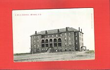 Mitchell,Davison County,Sd South Dakota,D.W.U.Dormitory Dakota Wesleyan Univ.