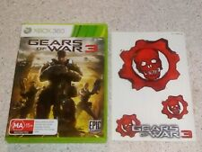 Gears of War 3 - Xbox 360 - PAL