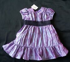 NWT HANNA ANDERSSON PURPLE PARTY DRESS 80 $72
