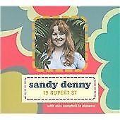 Sandy Denny - 19 Rupert Street (2011)  CD  NEW/SEALED  SPEEDYPOST