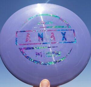 NEW Discraft ESP ANAX Paul McBeth 168g Swirly Purple Party Time