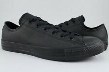 Converse Chuck Taylor All Star Ox Leather - Black Mono - Low Top - 135253C -Men