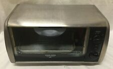 Vintage Black & Decker Toast-R-Oven ~ TRO5050 ~ Baking Broiling Toasting ~ Nice!