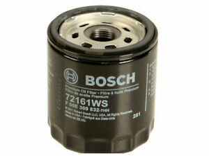 For 1985-1986 Plymouth Turismo 2.2 Oil Filter Bosch 93323CW VIN: 8 Workshop