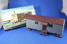 Plasticville - #1625-100 Railroad Work Car - Gray Side - Box - Excellent