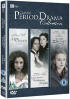 Nuovo Wuthering Heights/Moll Flanders/Doctor Zhivago DVD