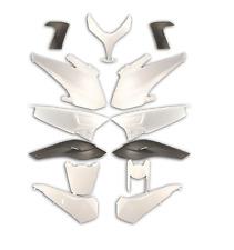 77380010 KIT PLASTICHE CARENE x YAMAHA TMAX T-MAX 500 2008-2009-2010-2011 BIANCO