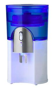 Breville Aquaport AQP-24CS Desktop Water Cooler w Filter - White - RRP $329.00