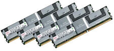 4x 4GB 16GB RAM HP Workstation xw8600 667Mhz FB DIMM DDR2 Speicher FullyBuffered