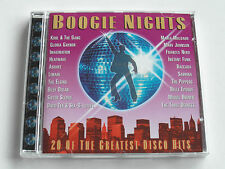 Boogie Nights - 20 Disco Hits (CD Album) Used Very Good